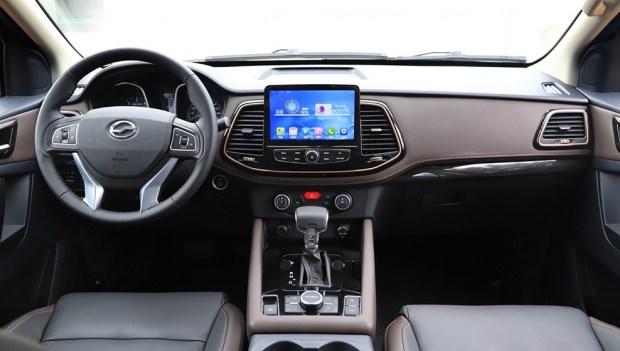 Рестайлинговый клон Toyota Tundra стал роскошнее и получил новую трансмиссию 2