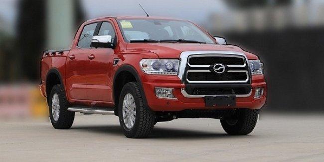 Рестайлинговый клон Toyota Tundra стал роскошнее и получил новую трансмиссию 1