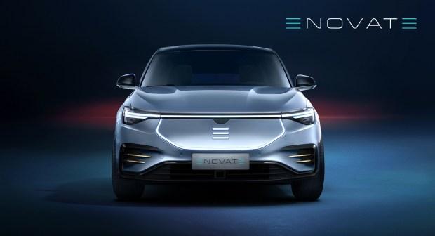 Новый стартап Enovate нанял бывшего дизайнера Porsche 4