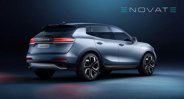 Новый стартап Enovate нанял бывшего дизайнера Porsche 3