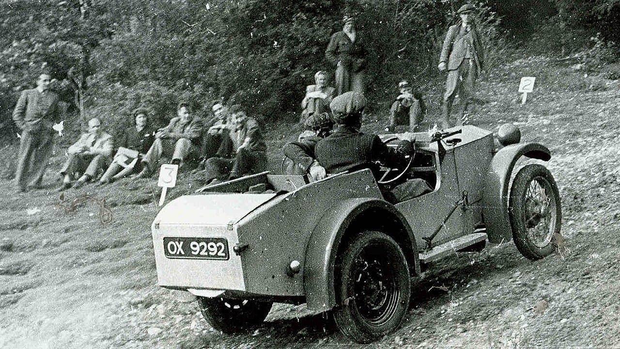 Lotus ищет пропавший 70 лет назад автомобиль 1