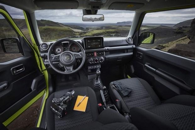 Новый Suzuki Jimny получил ценник в Европе 3