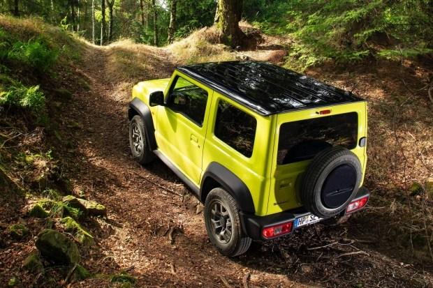Новый Suzuki Jimny получил ценник в Европе 1
