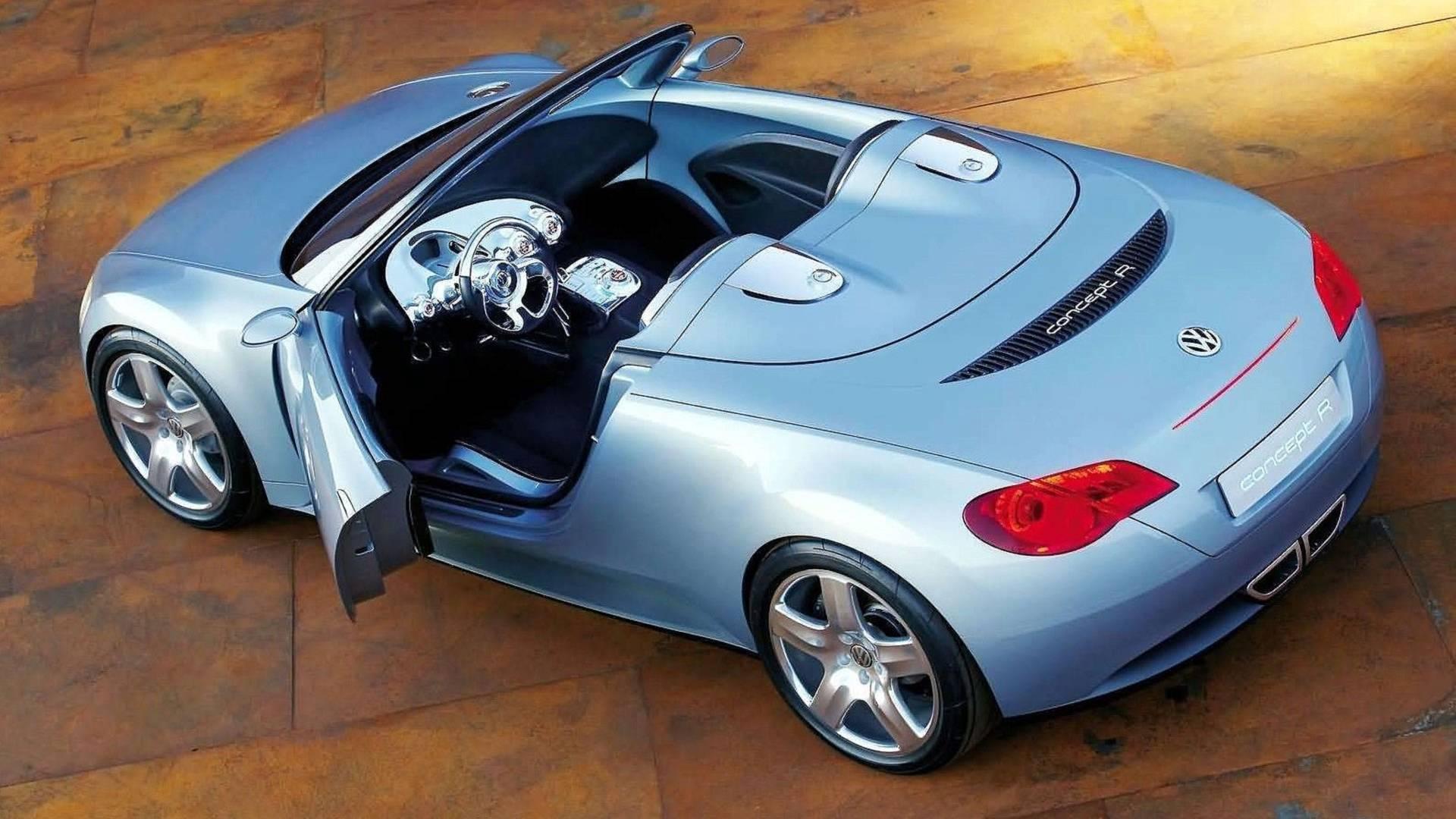 В Сети показали незаслуженно забытый Volkswagen из 2000-х 2
