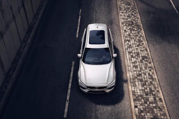 Volvo выкатила новый проходимый универсал V60 Cross Country 2