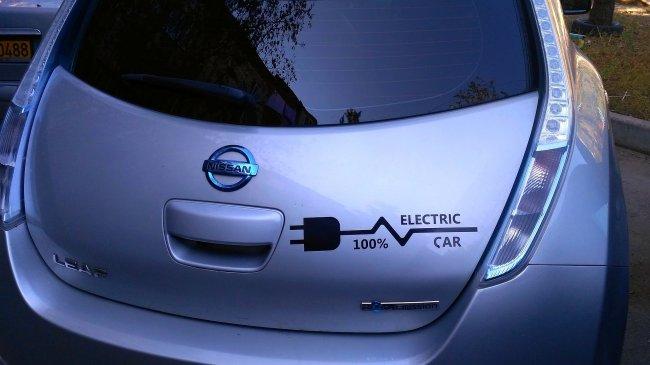 Продажи электромобилей в Украине стремятся вверх 1