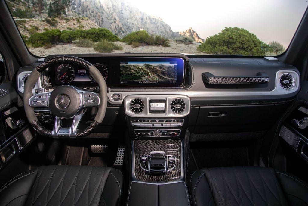 В Украине засняли новейший Mercedes G63 2019 на еврономерах 2