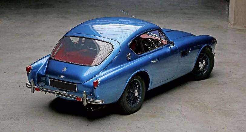 Эксклюзивный спорткар AC Aceca-Bristol 1959 года выставят на торги 2