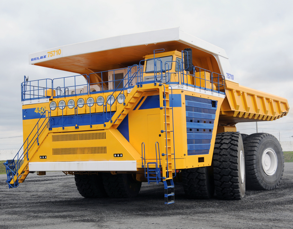 БелАЗ готовится построить очередной мегасамосвал 1