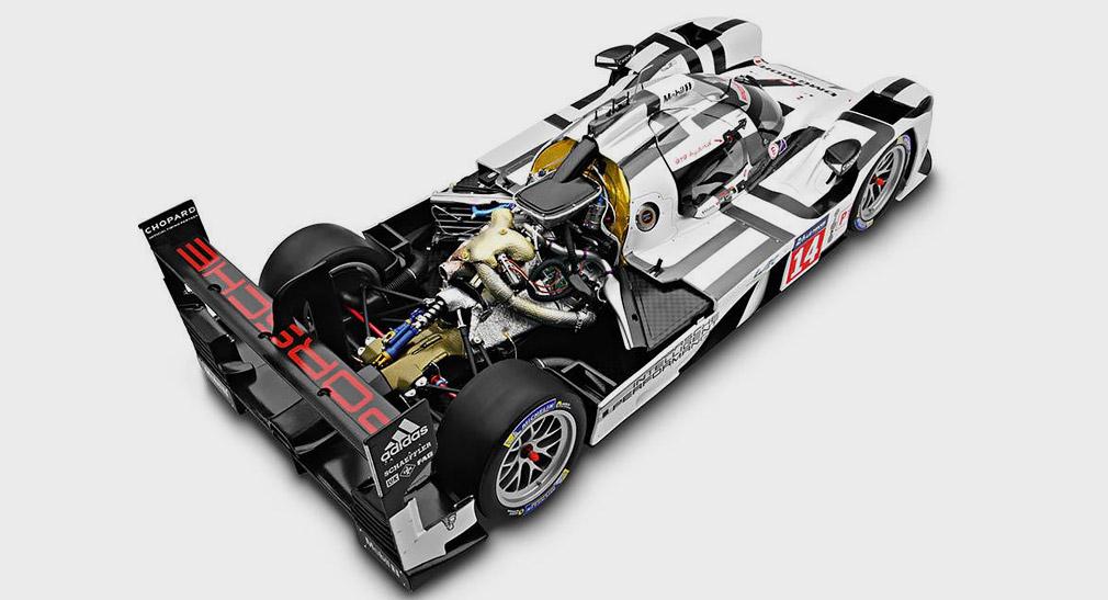 Porsche выпустил игрушечный спорткар за 14 тысяч долларов 1
