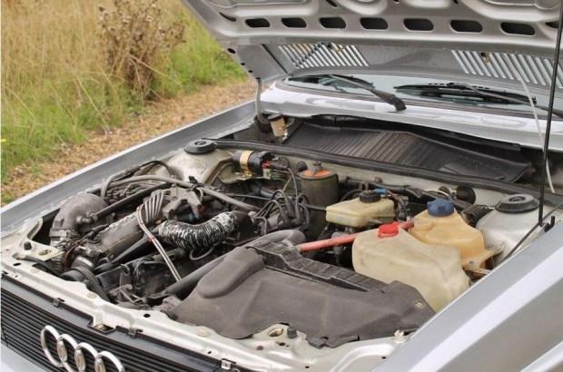 Один из двух сохранившихся прототипов Audi продадут на аукционе 2