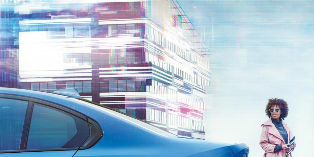 BMW показала дизайн новой 3-Series 1