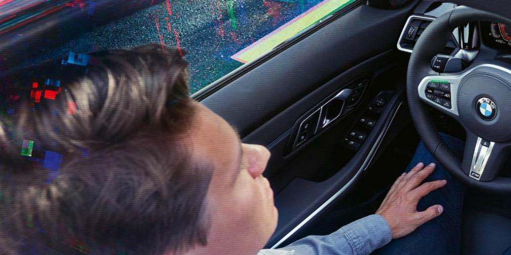 BMW показала дизайн новой 3-Series 2