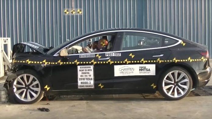 Tesla Model 3 подтвердила статус одного из самых безопасных авто в мире 1