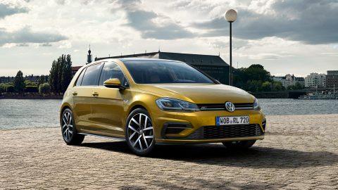 Самые продаваемые автомобили Европы в августе 1