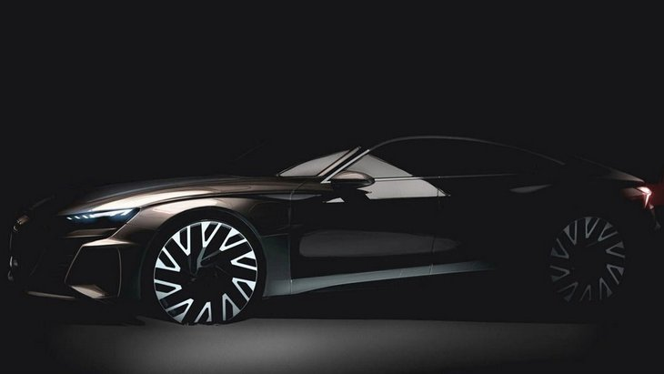 Электрический седан Audi e-tron GT сможет заряжаться всего за 12 минут 1