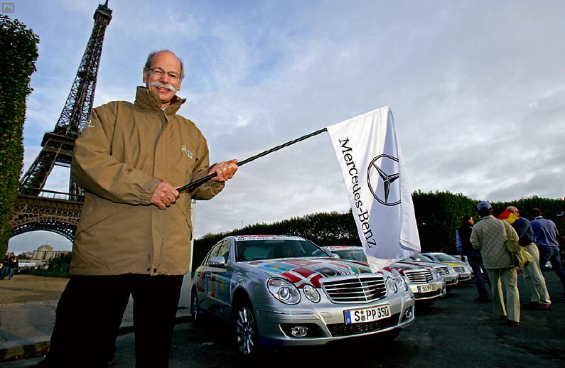 Глава Daimler и Mercedes-Benz покидает свои посты 1