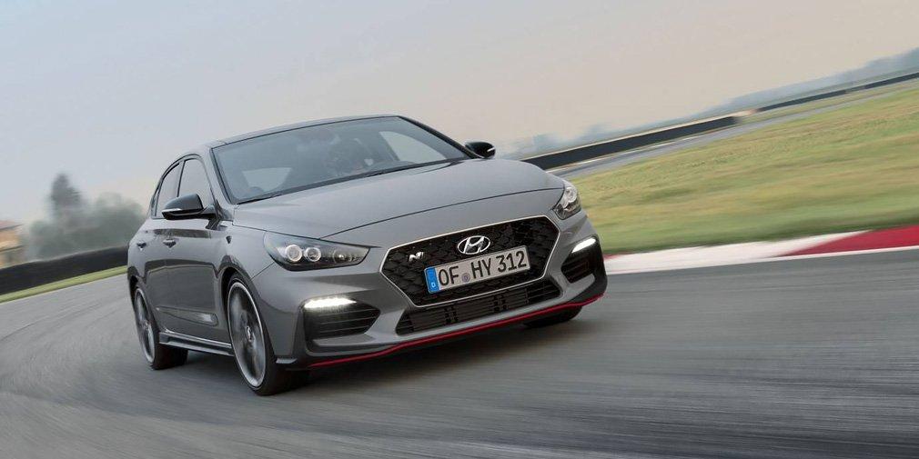 Hyundai презентовал 275-сильный фастбек 1