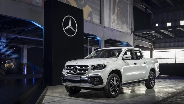 Mercedes-Benz X-Class никогда не получит AMG версию 1