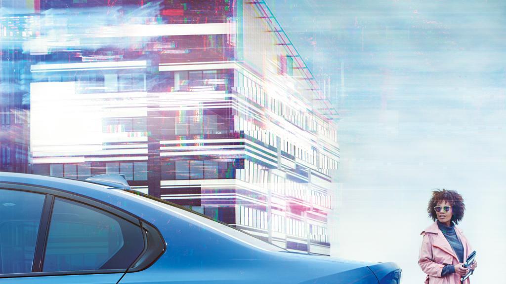 BMW решила переделать знаменитый «изгиб Хофмайстера» 1