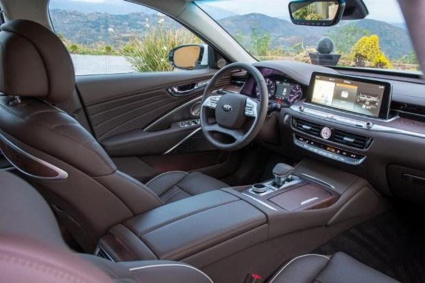 KIA Quoris получит «тюнинг» от экс-главы BMW M 2