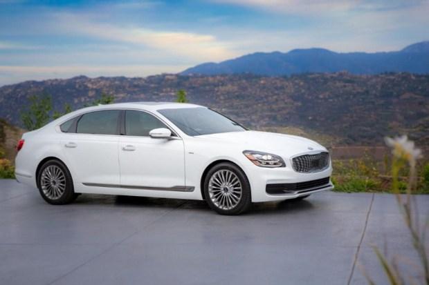 KIA Quoris получит «тюнинг» от экс-главы BMW M 1