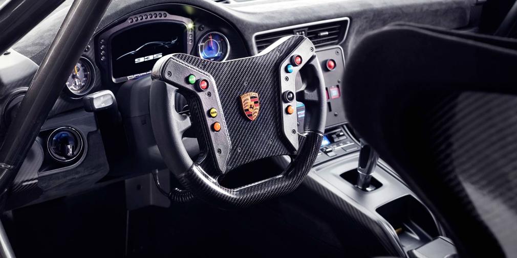 Porsche возродила знаменитый гоночный автомобиль 1970-х 2