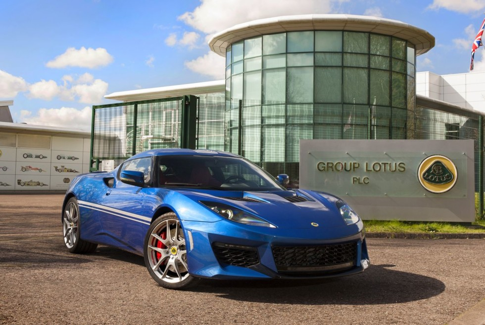 Geely даст марке Lotus денег на новый завод 2