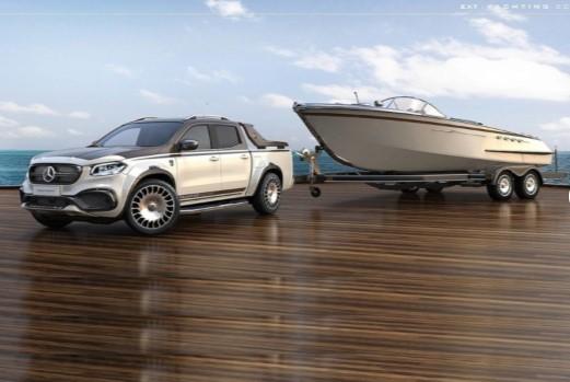 Mercedes-Benz X-Class стал еще круче  2