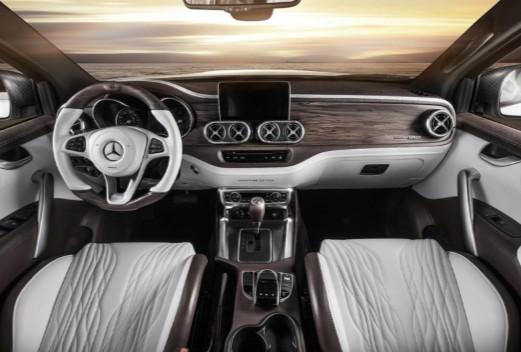 Mercedes-Benz X-Class стал еще круче  3