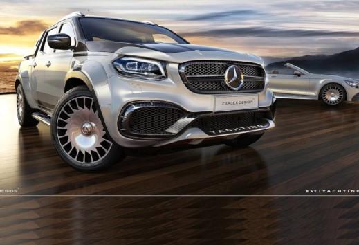 Mercedes-Benz X-Class стал еще круче  1