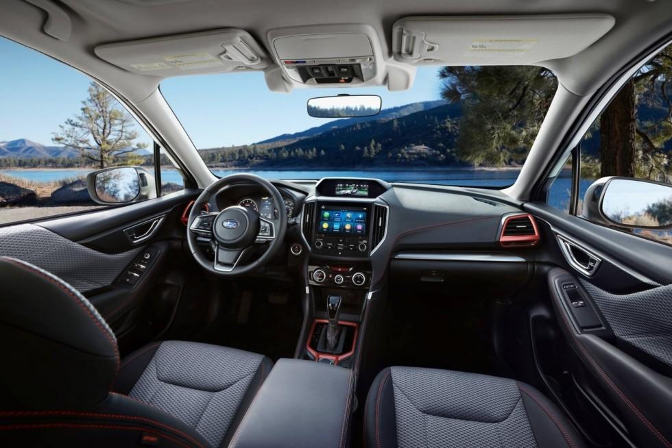 Гибридный Subaru Forester e-Boxer готовится к выходу на рынок 2