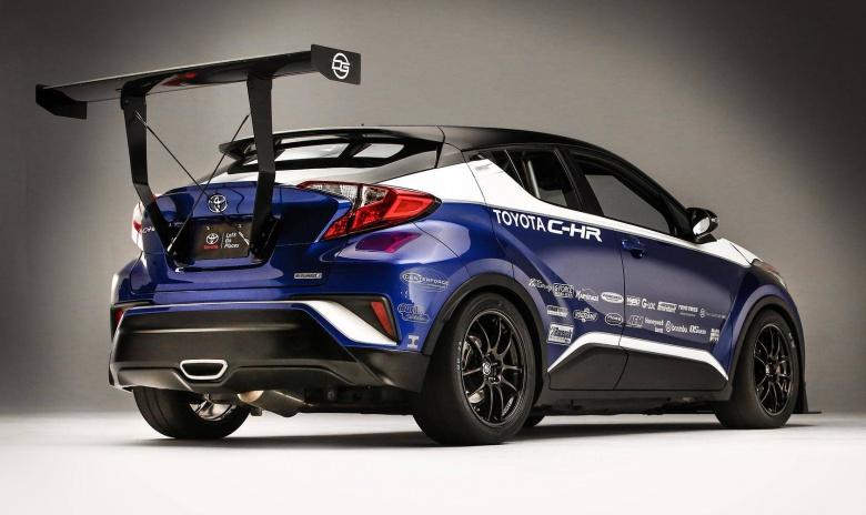 Тюнеры превратили Toyota C-HR в настоящего «зверя» 2