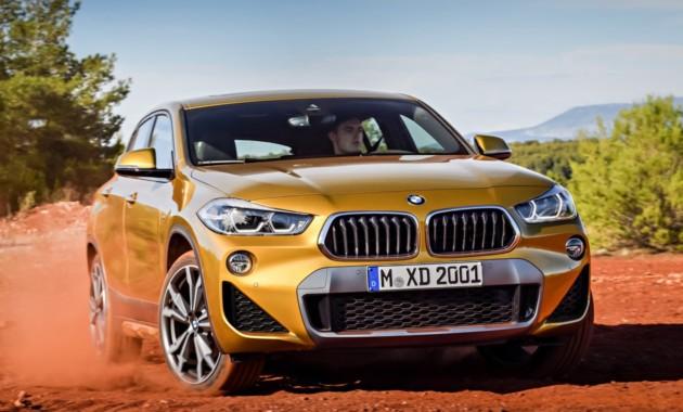 Компания BMW развеяла слухи о кабриолете X2 1
