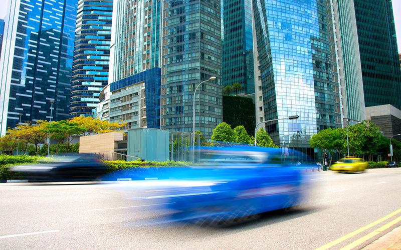 В Сингапуре запретили продавать автомобили 1