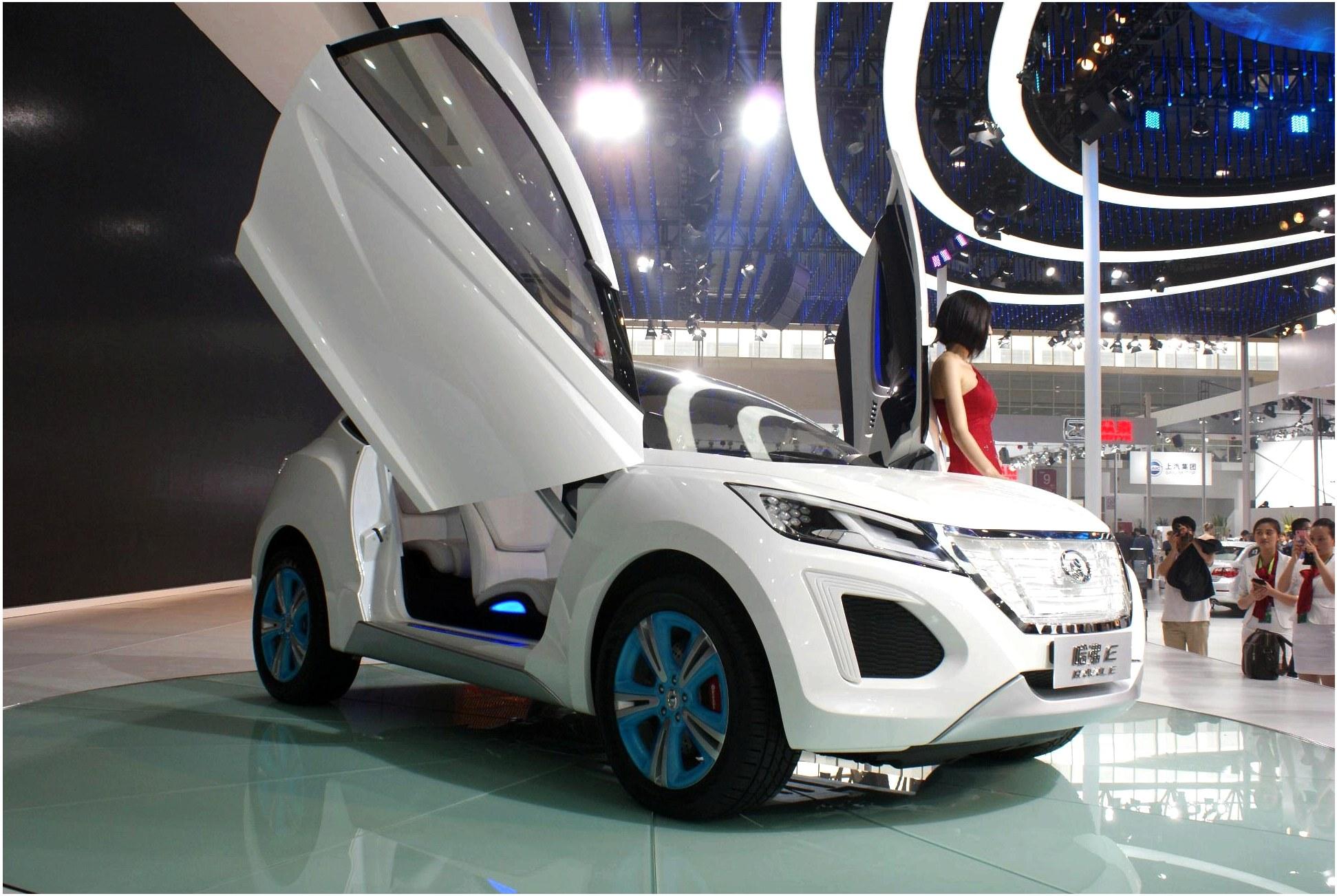 Китайские электромобили будут проектироваться в Европе 1