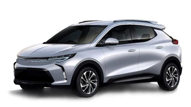 Chevrolet Bolt получит нового «наследника» 1