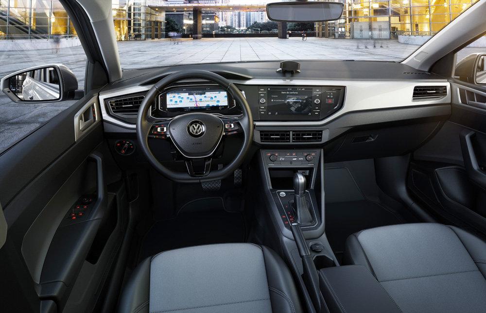 Новый седан Volkswagen Polo показали под именем Virtus 3
