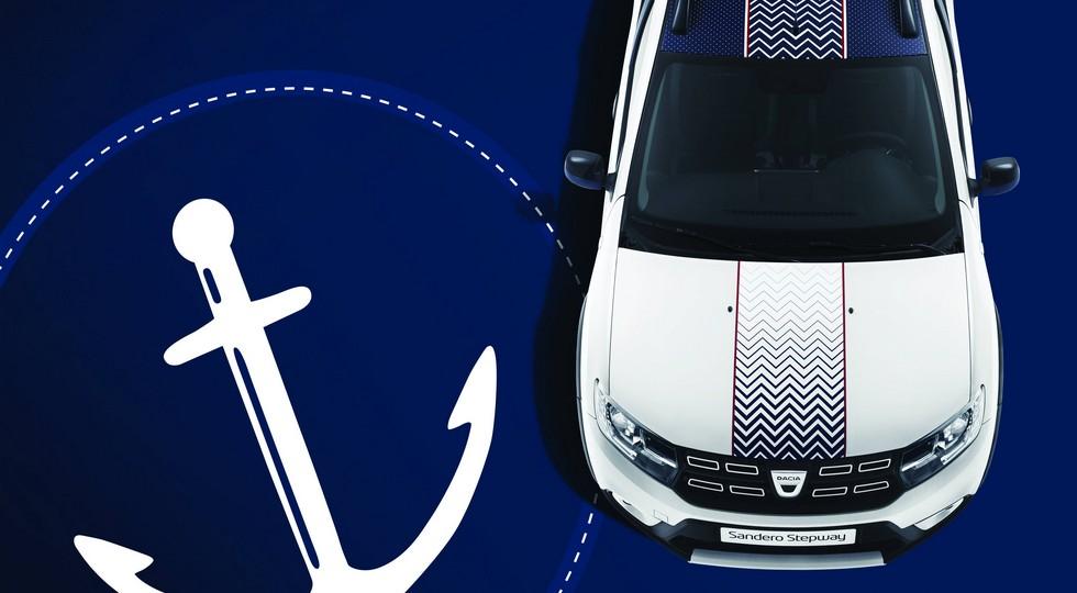 Renault Sandero Stepway обзавелся «морской» версией 2