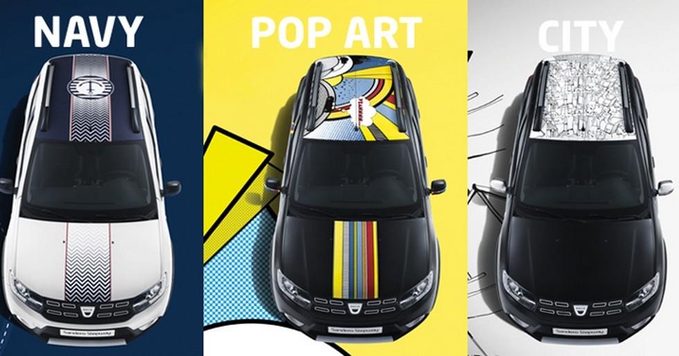 Renault Sandero Stepway обзавелся «морской» версией 1