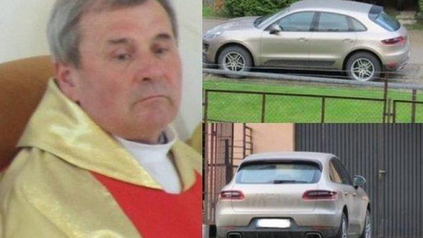 Священник отчитал прихожан, а они заставили его продать Porsche 1
