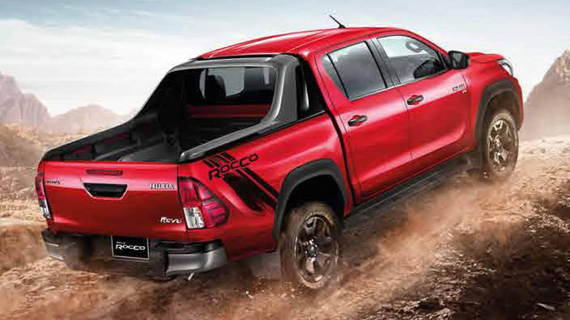 Toyota Hilux обновился 3