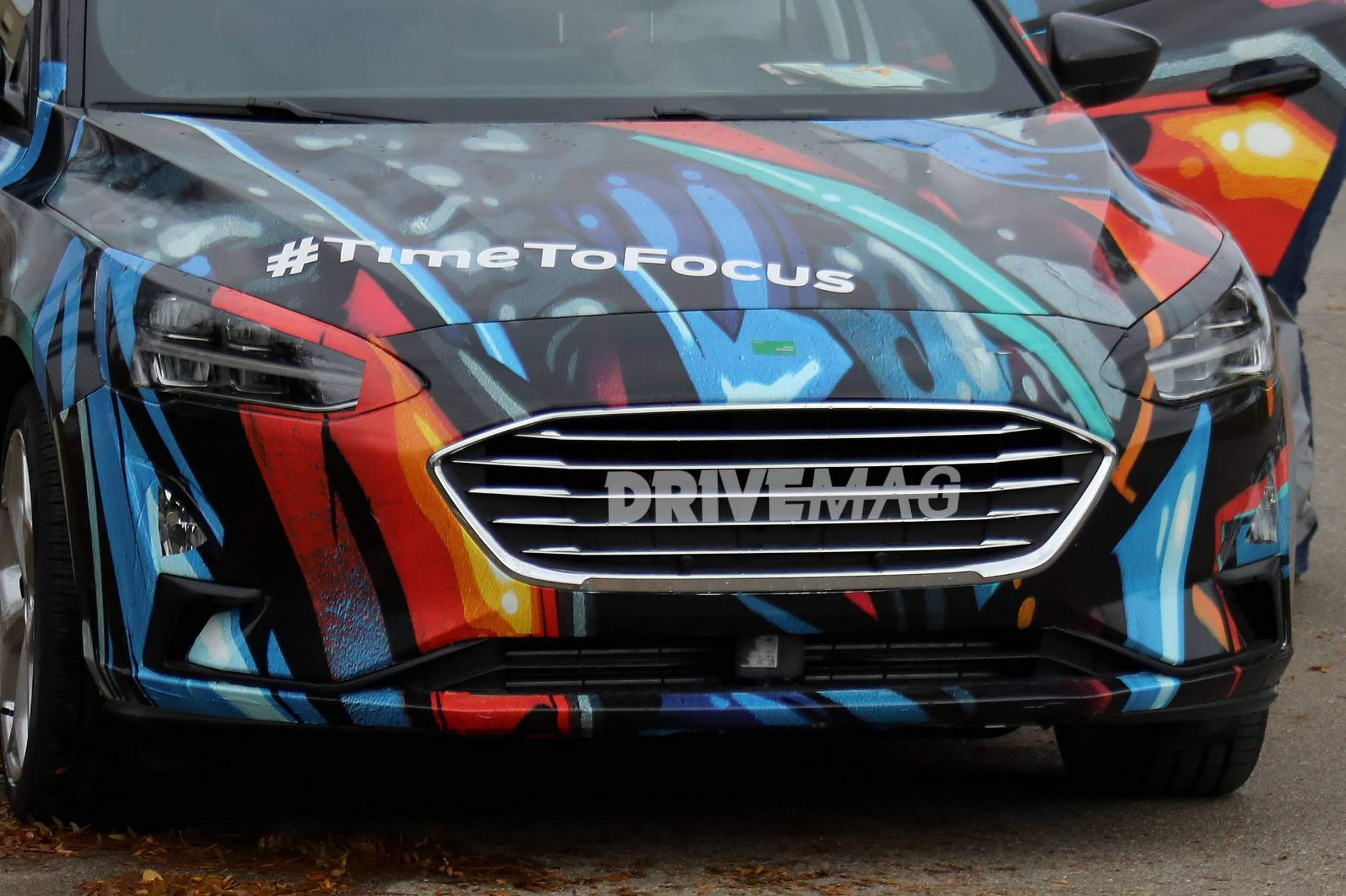 Каким будет новый Ford Focus 3