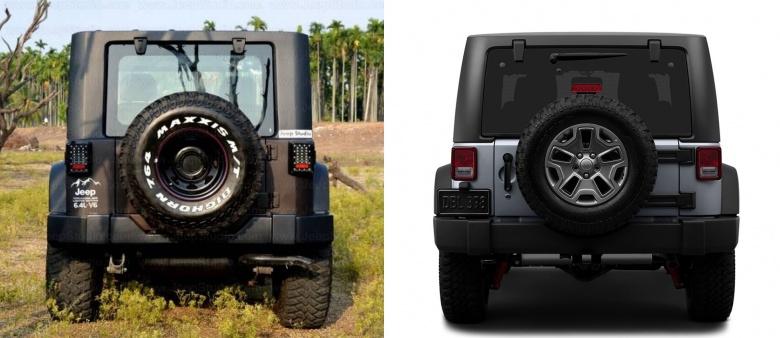 Индусы превратили старую Mahindra в Jeep Wrangler 4