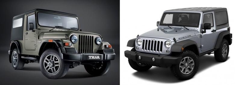 Индусы превратили старую Mahindra в Jeep Wrangler 3
