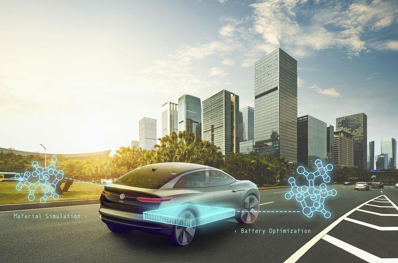 Volkswagen внедрит квантовые вычисления в автомобильный бизнес 1