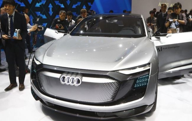Audi не отстает от других автопроизводителей 1