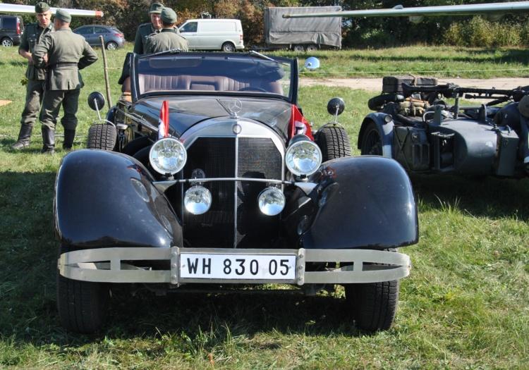 В Украине замечен «любимый автомобиль Гитлера» 2