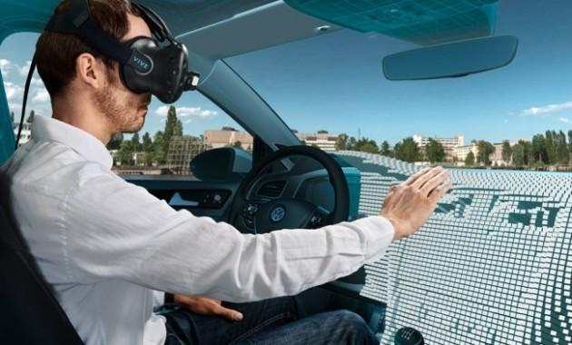 Инженеры Volkswagen отправились в виртуальную реальность 1
