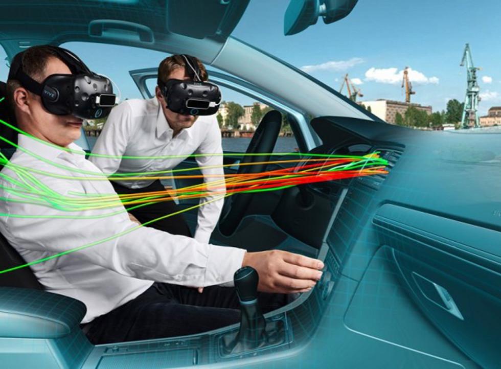 Инженеры Volkswagen отправились в виртуальную реальность 2